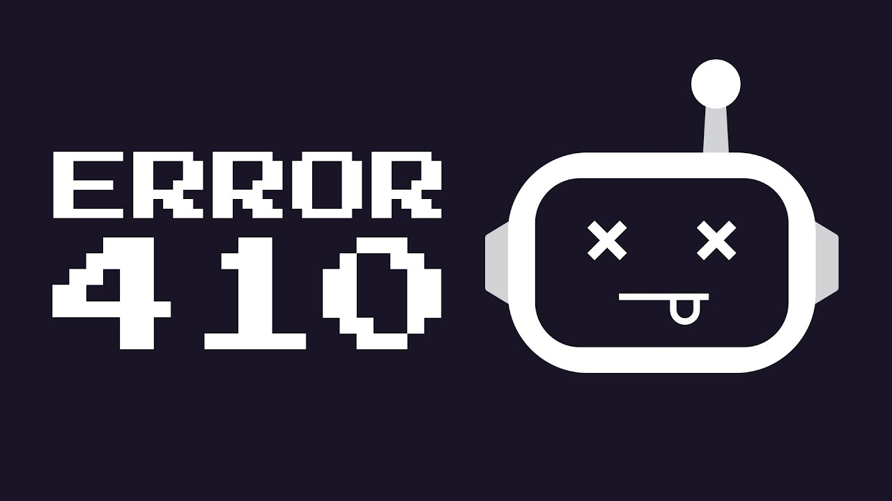 How to Fix HTTP Error Code 410 | Elegant Themes Blog